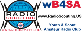 wB4SA, BSA Central Florida Council, Radio Scouting Program, www.RadioScouting.US